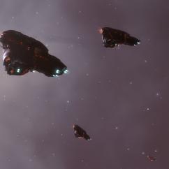 rogue drone battleships