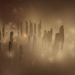 space stone henge