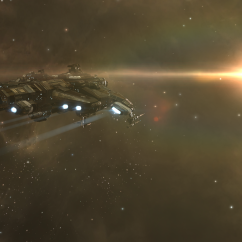 ferox caldari battle cruiser