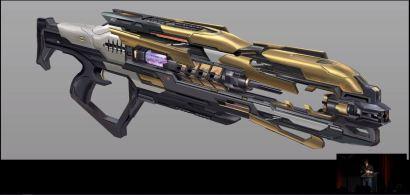NOVA amarr puls rifle