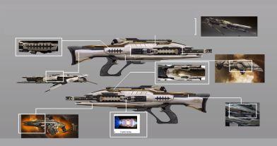 NOVA amarr pulse rifle