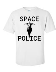 space plice white