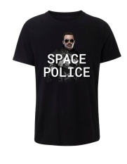 space police dude